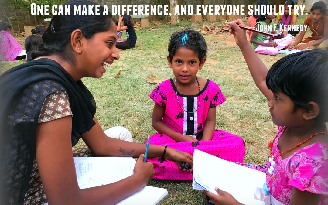 Resolve to Make a Difference in 2017