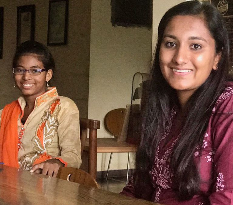 Finding Sisterhood at Sahasra Deepika